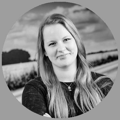 Sandra Mellqvist, SEO-expert på Web Guide Partner