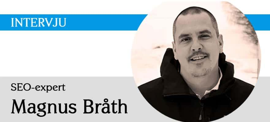 SEO-experten Magnus Brath